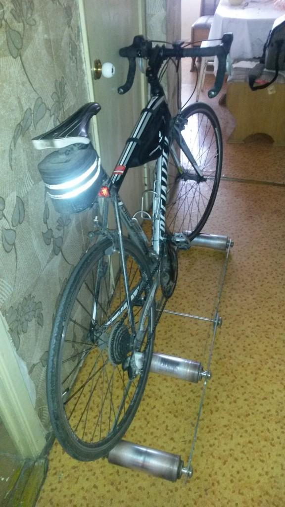 роллерный велостанок